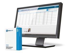 Facilitaire producten Tijdregistratiesysteem-Safescan