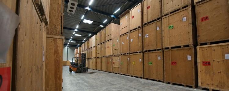 opslag bedrijfsinventaris