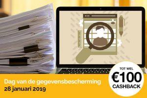 Om de Dag van de gegevensbescherming te vieren, biedt Fellowes tot wel €100 cashback !!