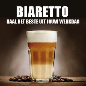 Romijn Office levert Biaretto koffie